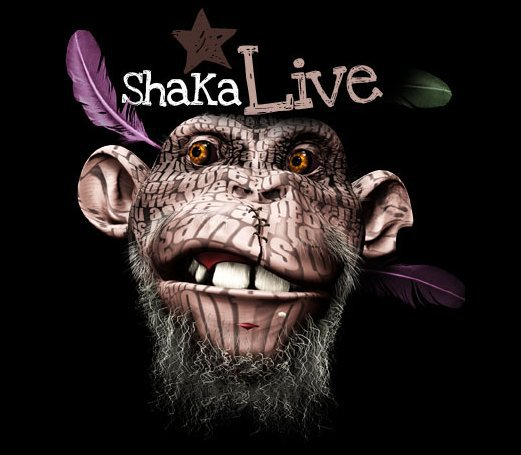 Shaka Ponk + JMPZ @ Forum (Vauréal), le 28 Novembre 2008