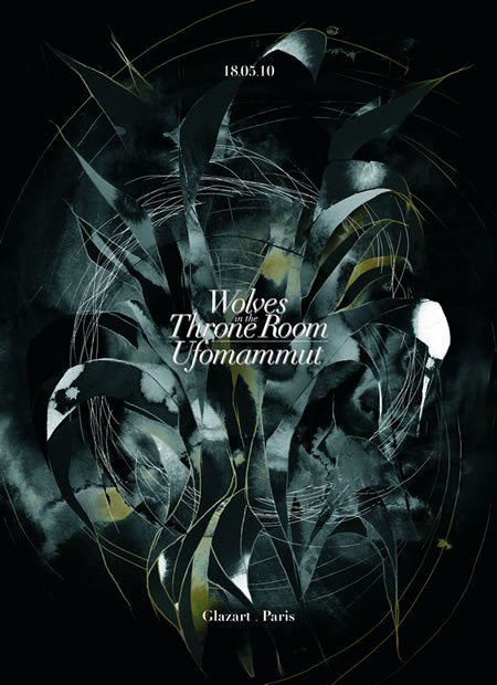 Wolves in the Throne Room + Ufomammut @ Glaz'art (Paris), 18 Mai 2010