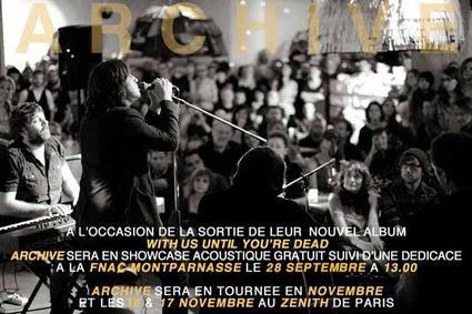 Archive Showcase Acoutic @ Fnac Montparnasse Paris, le 28 Septembre 2012