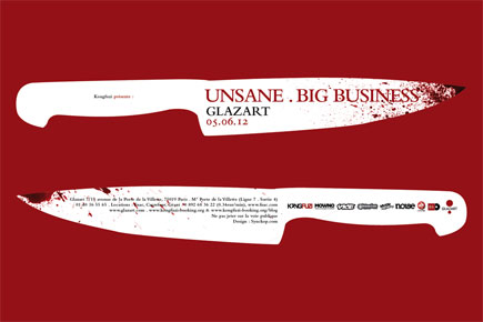 Unsane + Big Business @ Glazart (Paris), le 5 Juin 2012