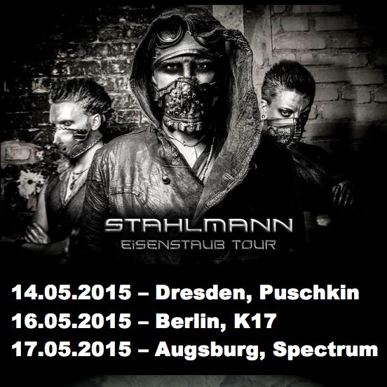 Stahlmann @ K17 (Berlin, Allemagne), le 16 Mai 2015