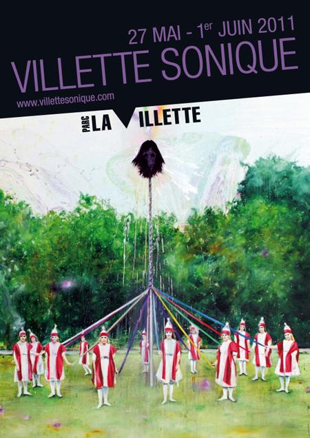 Villette Sonique @ Parc de la Villette (Paris), le 29 Mai 2011