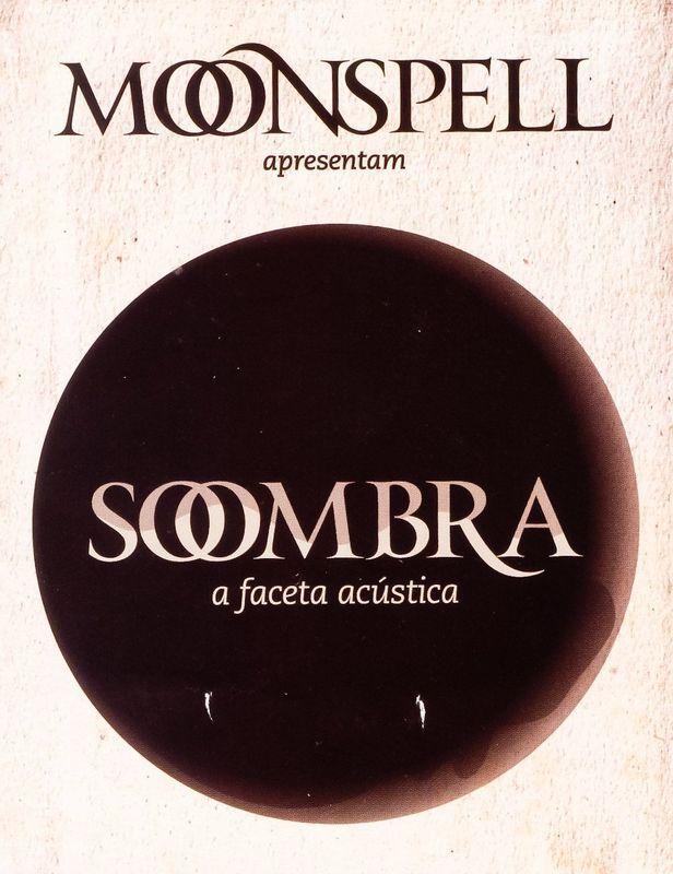 Moonspell @ Hard Rock Café (Lisbonne, Portugal), le 15 Septembre 2010