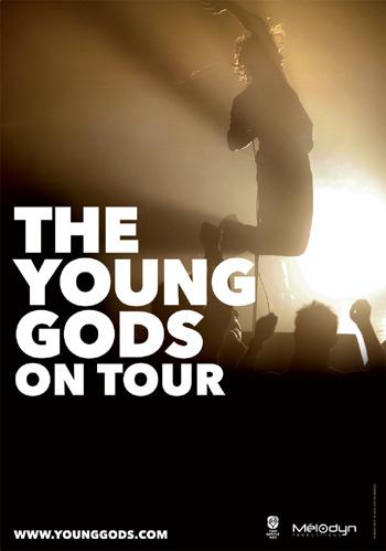The Young Gods + Evelinn Trouble @ Maroquinerie (Paris), le 07 Décembre 2010