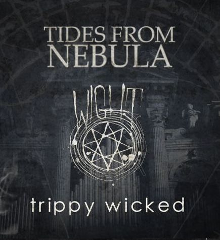 Tides From Nebula + Trippy Wicked @ Combustibles (Paris), le 16 Octobre 2012