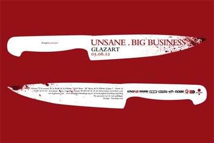 Unsane + Big Business @ Glazart (Paris), le 5 Juin 2012