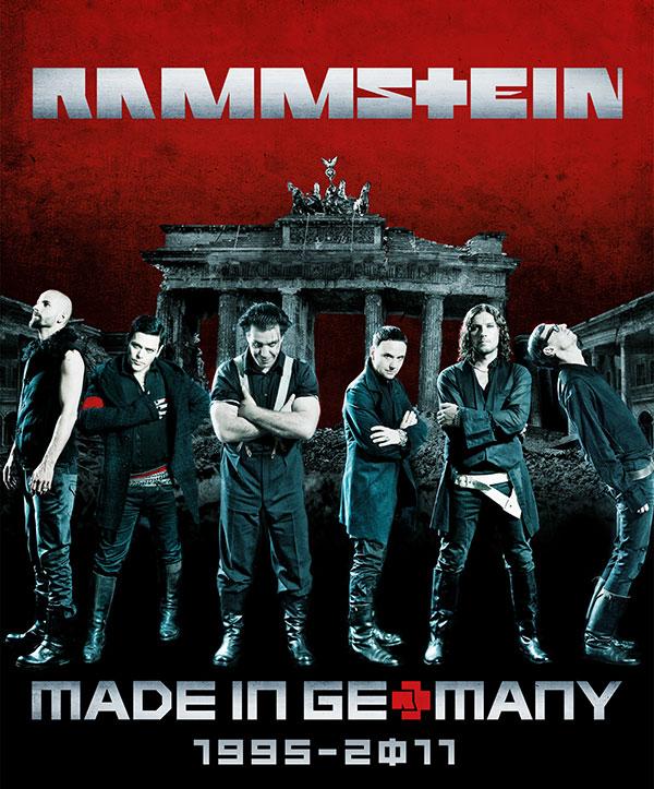 Rammstein + Deathstars, Bercy (Paris), les 6 et 7 Mars 2012