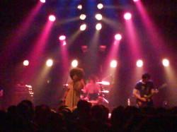20061110 The Bellrays Bataclan 11